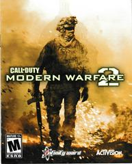Manual - Front | Call of Duty Modern Warfare 2 Playstation 3