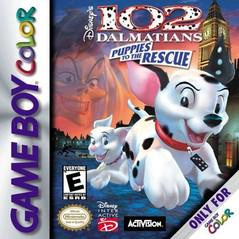 102 Dalmatians Puppies to the Rescue GameBoy Color Prices