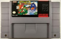 Cartridge | Super Mario World 2 Yoshi's Island Super Nintendo