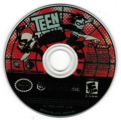Game Disc | Teen Titans Gamecube