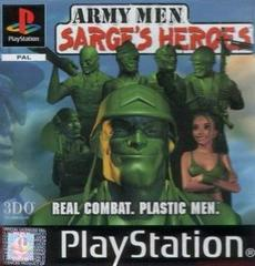 Army Men Sarge's Heroes PAL Playstation Prices