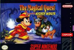Magical Quest starring Mickey Mouse Super Nintendo Prices
