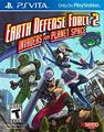 Earth Defense Force 2: Invaders From Planet Space | Playstation Vita