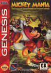 Mickey Mania Sega Genesis Prices