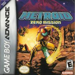 Metroid Zero Mission GameBoy Advance Prices