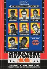 Greatest Heavyweights PAL Sega Mega Drive Prices