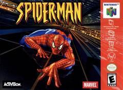 Spiderman Nintendo 64 Prices