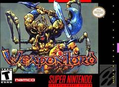 WeaponLord Super Nintendo Prices
