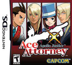 Ace Attorney Apollo Justice Nintendo DS Prices