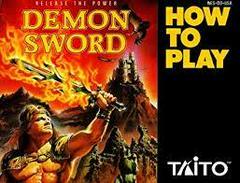 Demon Sword - Instructions | Demon Sword NES