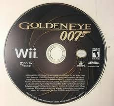 007 GoldenEye - Disc | 007 GoldenEye Wii