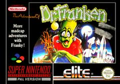Adventures of Dr. Franken PAL Super Nintendo Prices