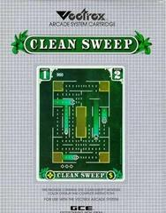 Clean Sweep Vectrex Prices