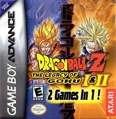 Dragon Ball Z The Legacy of Goku I & II GameBoy Advance Prices