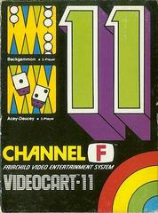 Videocart 11 Fairchild Channel F Prices