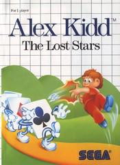 Alex Kidd the Lost Stars Sega Master System Prices