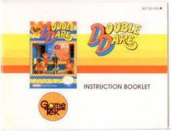 Double Dare - Instructions | Double Dare NES