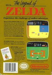 Legend Of Zelda - Back | Legend of Zelda NES