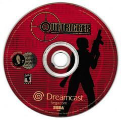 Game Disc | Outtrigger Sega Dreamcast