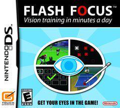 Flash Focus Vision Training Nintendo DS Prices