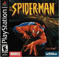 Manual - Front | Spiderman Playstation