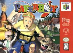 Paperboy Nintendo 64 Prices