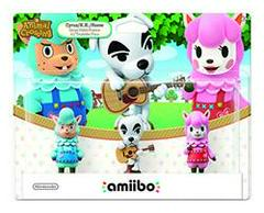 Animal Crossing 3 Pack Amiibo Prices
