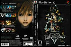 Artwork - Back, Front | Kingdom Hearts 2 Playstation 2