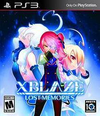 XBlaze Lost: Memories Playstation 3 Prices