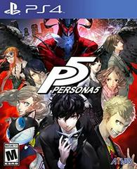 Persona 5 Playstation 4 Prices