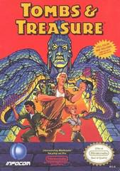 Tombs and Treasure NES Prices