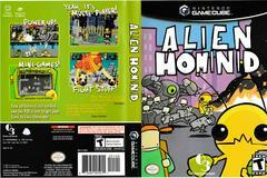 Artwork - Back, Front | Alien Hominid Gamecube