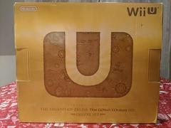 Box Behind | Wii U Console Deluxe: Zelda Wind Waker Edition Wii U