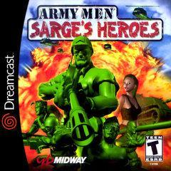 Army Men Sarge's Heroes Sega Dreamcast Prices