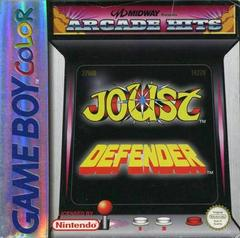 Arcade Hits: Joust and Defender PAL GameBoy Color Prices
