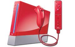Red Nintendo Wii System Wii Prices
