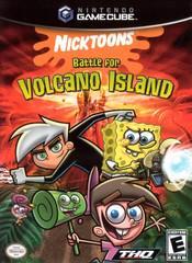 Nicktoons Battle for Volcano Island Gamecube Prices