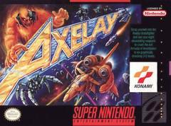 Axelay Super Nintendo Prices