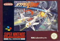 Hyperzone PAL Super Nintendo Prices