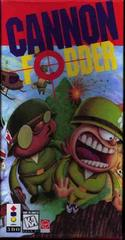 Cannon Fodder 3DO Prices