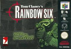 Rainbow Six PAL Nintendo 64 Prices