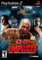 TNA Impact Playstation 2 Prices