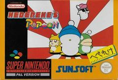 Hebereke's Popoon PAL Super Nintendo Prices