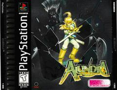 Front Of Case | Alundra Playstation