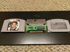 007 Cartridge Labels And Board Front | 007 GoldenEye Nintendo 64
