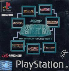 Arcade's Greatest Hits Midway Collection 2 PAL Playstation Prices