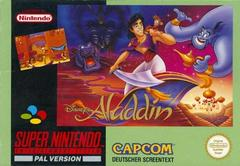 Aladdin PAL Super Nintendo Prices