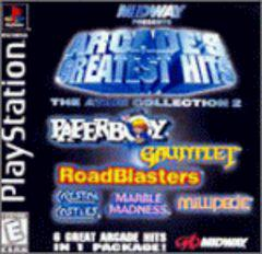 Arcade's Greatest Hits Atari Collection 2 Playstation Prices
