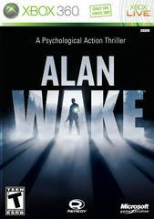 Alan Wake Xbox 360 Prices
