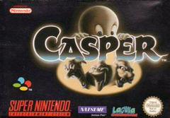 Casper PAL Super Nintendo Prices